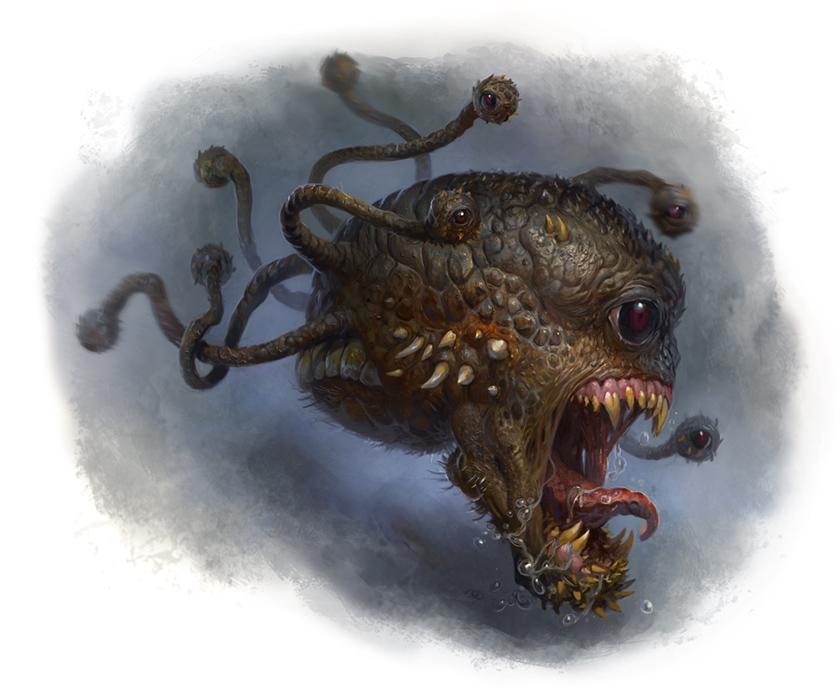 Beholder on Pinterest | Deviantart, Dungeons And Dragons ...